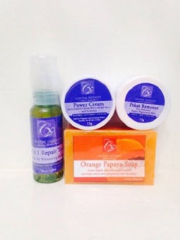 Crystal Infinity Radiance Set (Melasma Set) Price Philippines