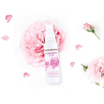 Harga Human Nature RoseDew Mist 50ml