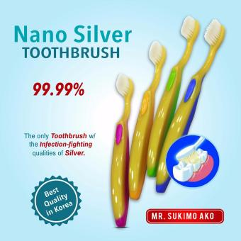 silver nano tooth brush Price Philippines