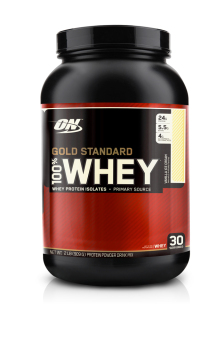 Optimum Nutrition Gold Standard 100% Whey 2lbs (Vanilla Ice Cream) Price Philippines