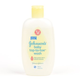 Johnsons Baby Bath x48 Top To Toe Wash 200ml Price Philippines