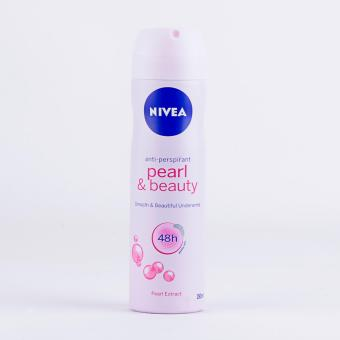 Harga Nivea Deodorant Spray Pearl 150ml