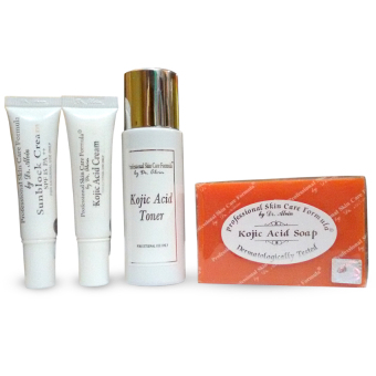 PSCF by Dr. Alvin - NEW Kojic Acid Facial Set Price Philippines
