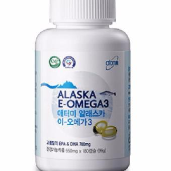Atomy Alaskan E-Omega 3 180 softgels Price Philippines