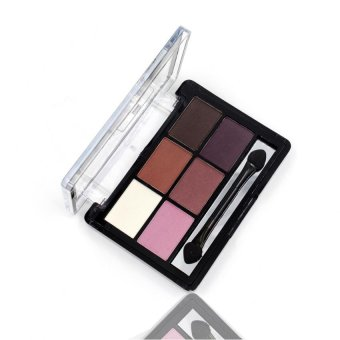 Pop Art 6 Concept Eyes Shadow (Matte Series) (#1) Price Philippines