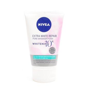 Harga Nivea Extra Repair Pore Minimiser Facial Foam