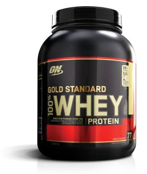 Optimum Nutrition 100% Whey Gold Standard Vanilla Ice Cream 2.26kg Price Philippines