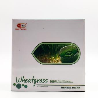 Harga Easy pha-max wheat grass 30 sachets