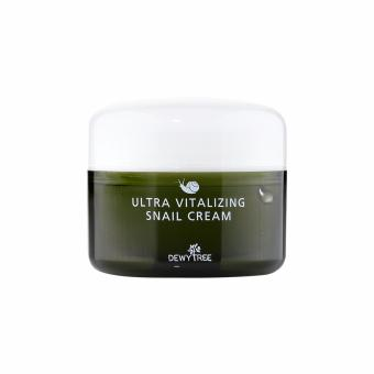Harga Dewytree Ultra Vitalizing Snail Cream 80ml