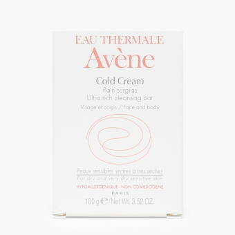 Harga Avene Eau Thermale Cold Cream Ultra Rich Cleansing Bar 100g