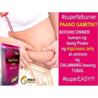 Slimming Algicleanz Jelly (Garcinia Cambogia) Lose Weight Challenge in 10 Days Price Philippines