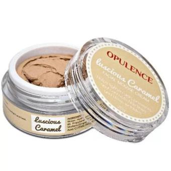 AUTHENTIC OPULENCE LUSCIOUS CARAMEL FACIAL MOUSSE WHITENING ANTI-AGING CREAM 20G Price Philippines