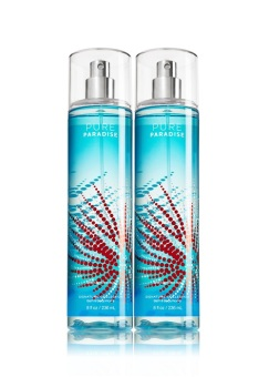 Bath and Body Works Pure Paradise Fine Fragrance Mist 236 ml/ 8 fl oz Set of 2 Price Philippines