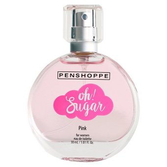 Penshoppe Oh Sugar Eau De Toilette for Women 30ml (Pink) Price Philippines