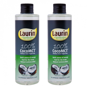 Laurin 100% Coco MCT 150ml Set of 2 Price Philippines
