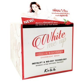 Harga Malissa K.I.S.S White Me Up Youth Booster Overnight Mask 30ml