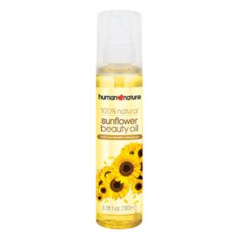Harga Human Nature 100% Natural Sunflower Beauty Oil 50ml