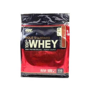 Optimum Nutrition Whey gold standard, 8lb chocolate Price Philippines