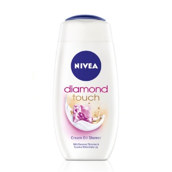 Harga Nivea Diamond Touch Shower Gel 250 ml