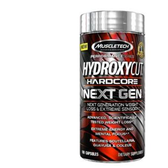 Harga Muscletech Hydroxycut Next Gen 100 Capsules