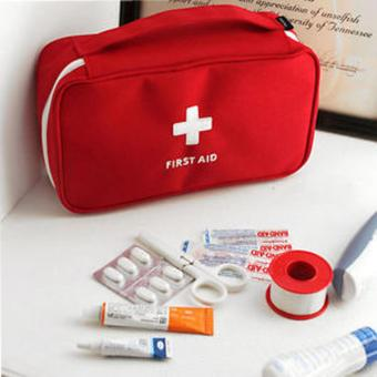 Harga First-Aid Pouch (Red)