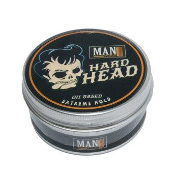 Hard Head - Man Pomade (Oil Based) 70g Price Philippines