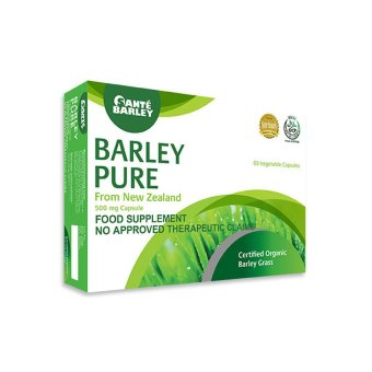 Sante Barley Pure 500mg Capsules Box of 60 Price Philippines