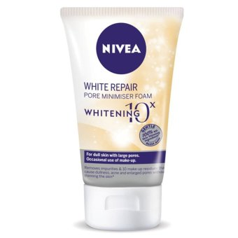 Harga Nivea White Repair Foam 100g