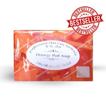 Harga PSCF by Dr. Alvin - Orange Peel Soap