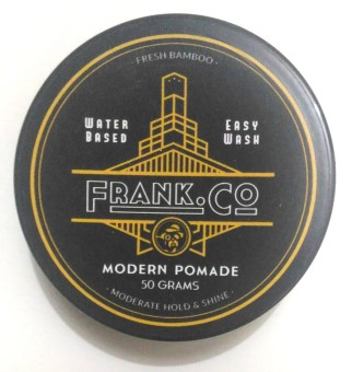 Frank & Co.'s Modern Pomade 50g- Bamboo Price Philippines
