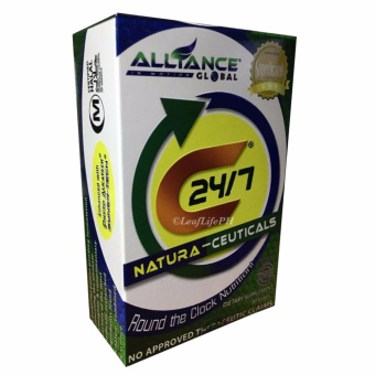 Harga C24/7 Natura-Ceuticals Dietary Supplement by 30's