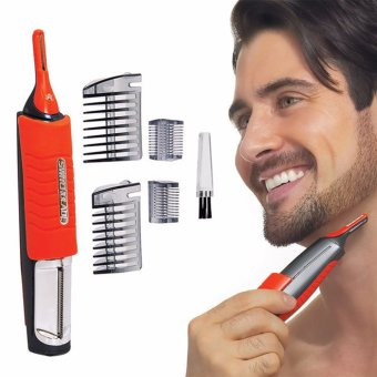 Harga Micro Touch Switch Blade Hair Trimmer All-in-One Head To Toe Groomer