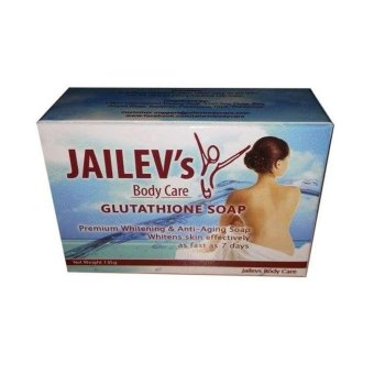 Jailev's Gluta Soap 135g Price Philippines