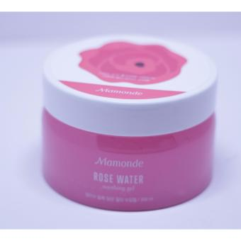 Harga Mamonde Rose Water Soothing Gel