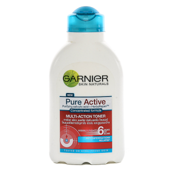 Harga Garnier Pure Active Toner 150ml