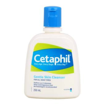 Harga Cetaphil Gentle Skin Cleanser 250ml For all Skin Types