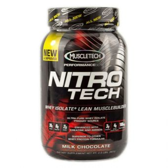 Muscletech Nitro-tech Whey Protein 2lbs (Chocolate) Price Philippines