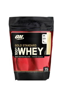 Optimum Nutrition Gold Standard Protein Powder (Vanilla Ice Cream) 1lb Price Philippines