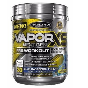 MuscleTech Performance Series Vapor X5 Next Gen Pre-Workout Powder Price Philippines