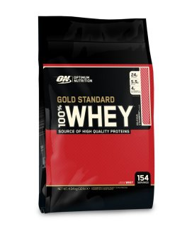 Optimum Nutrition Gold Standard 100% Whey 10lbs (Delicious Strawberry) Price Philippines