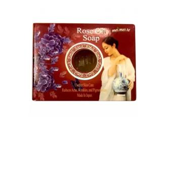 Harga Mei mei te Rose oil Soap