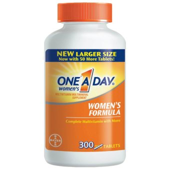 One A Day Women's Multivitamins, 300 Tablets Price Philippines