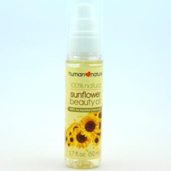 Harga Human Heart Nature Sunflower Beauty Oil 50ml