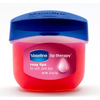 Harga Vaseline Lip Therapy Rosy Lips Mini 7g