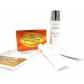 Professional Skin Care Formula by Dr. Alvin Rejuvenating Set Price Philippines