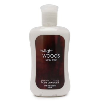 Harga Body Luxuries Twilight Woods Body Lotion 236ml
