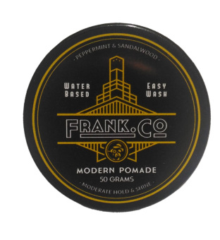 Frank & Co.'s Modern Pomade 50g- Peppermint & Sandalwood Price Philippines