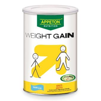 Harga Appeton Weight Gain Adult 900g (Vanilla)