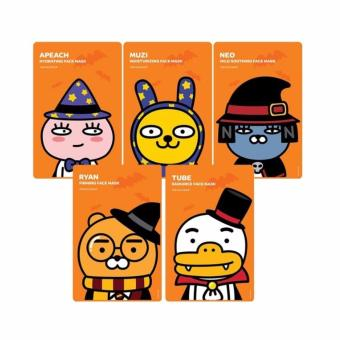 Harga The FACE MASK Ryan Firming Face Mask (3pcs) From Korea