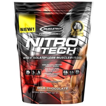MuscleTech Performance Series Nitro Tech Supplement, Milk Chocolate, 1 Pound Price Philippines